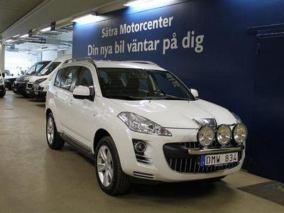 begagnad Peugeot 4007 2,2 HDI AUT 7sits 4WD