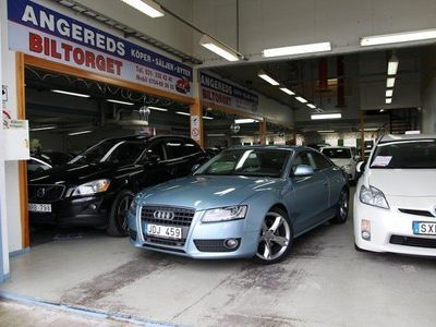 begagnad Audi A5 Coupé 2.0 AUTOMAT 211hk 0%Ränta