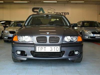 begagnad BMW 325 Comfort, Comfort Plus Taklucka (192HK)