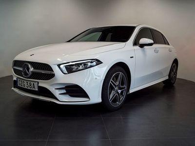 begagnad Mercedes A250 - BenzE AMG LINE PREMIUMPAKET