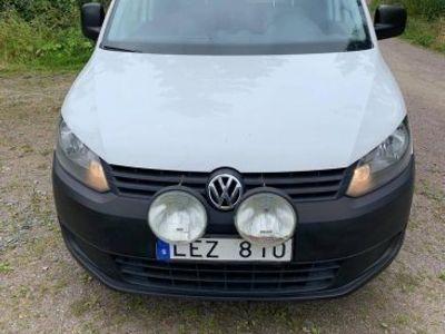 begagnad VW Caddy