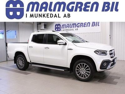 begagnad Mercedes X350 X BenzD Power Edition 4Matic Rolltop 2020, Transportbil 536 250 kr