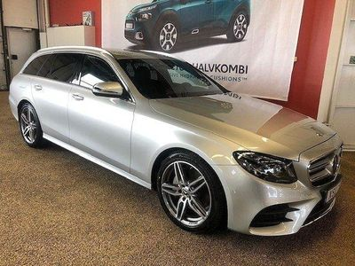 begagnad Mercedes E200 9G-Tronic Sport Style