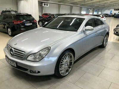 begagnad Mercedes CLS500 V8 306hk, Mkt Utrustning