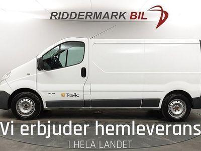 begagnad Renault Trafic 2.0 dCi Skåp/Buss (115hk)