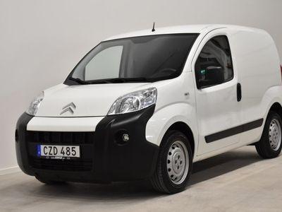 begagnad Citroën Nemo 1.2 HDI VAN, M-VARMARE, KOMFORTPAKET 2014, Transportbil 62 500 kr