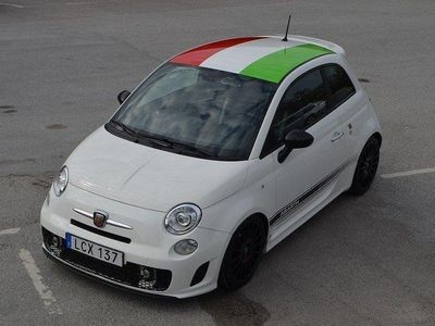 begagnad Abarth 595 1,4Turbo 140hk Manuell