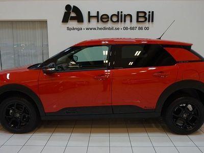 begagnad Citroën C4 Cactus 110 HK SHINE *HEDINBIL SPÅNGA*