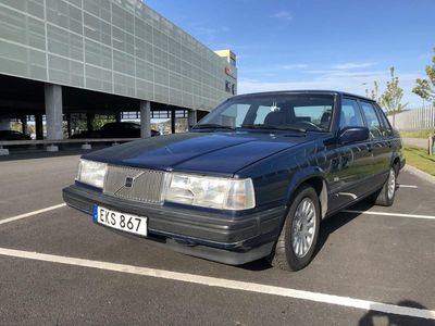 begagnad Volvo 940 turbo nybesiktigad, ny polerad