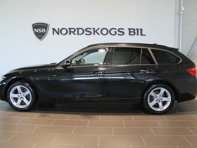 gebraucht BMW 320 d xDrive Steptronic Euro 6 190hk | Svensksåld