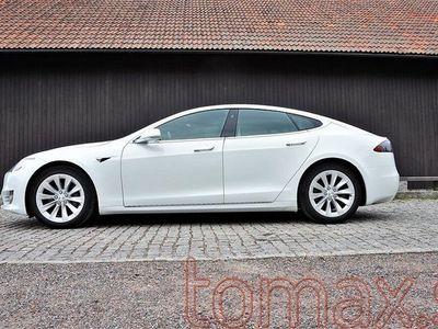 begagnad Tesla Model S 100D AWD 525HK SINGLE SPEED