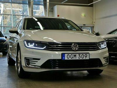 begagnad VW Passat GTE 1.4 TSI Executive Business Euro 6 218hk