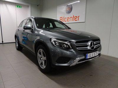 begagnad Mercedes GLC250 d 4M AMG Sport Aut-Drag-Burmeister