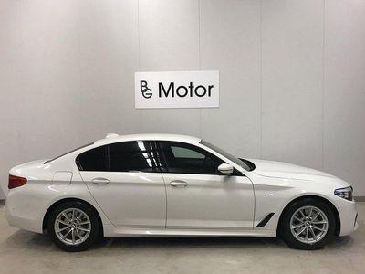 begagnad BMW 520 i M-Sport Aut Hifi Display-key
