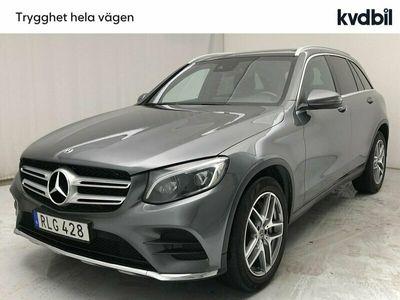 begagnad Mercedes GLC220 d 4M 4MATIC X253 (170hk)