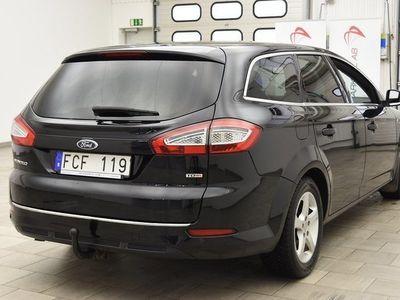 begagnad Ford Mondeo 2.0 Duratorq TDCi 163hk D-VÄRM/SKINN