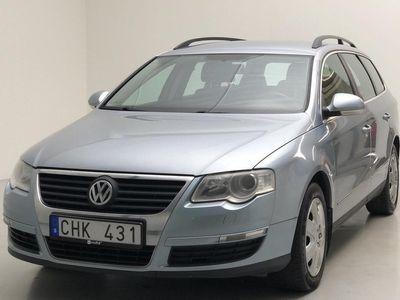 begagnad VW Passat Variant 2.0 FSI (150hk)