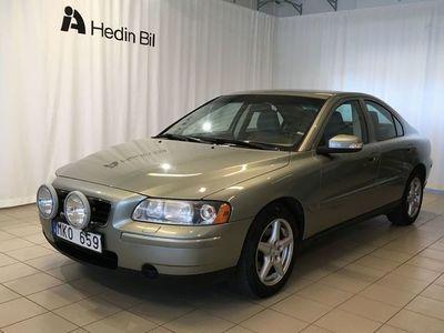 begagnad Volvo S60 2,4D
