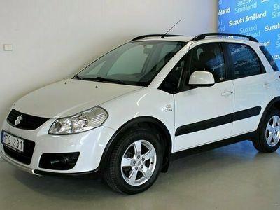 begagnad Suzuki SX4 2.0 DDiS i-AWD GLX 2012, Personbil Pris 74 900 kr