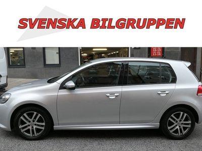 used VW Golf 1.6 TDI Dark Label Värmare LM S+V