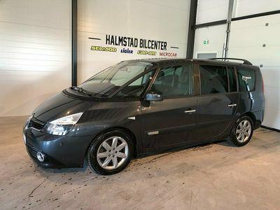 begagnad Renault Grand Espace 2.0 dCi Automat 7-sits 173hk Navi, Pano