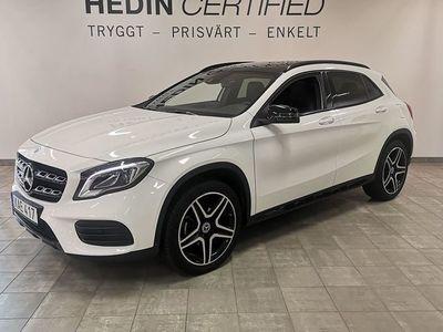brugt Mercedes GLA200 GLA 200