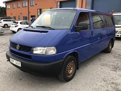 begagnad VW Caravelle T4 2.5 Syncro