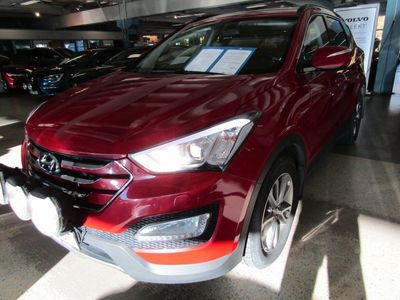 begagnad Hyundai Santa Fe 2,2 CRDi 4WD