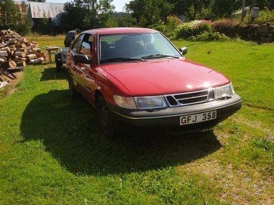 begagnad Saab 900 3-dörrar 2.0