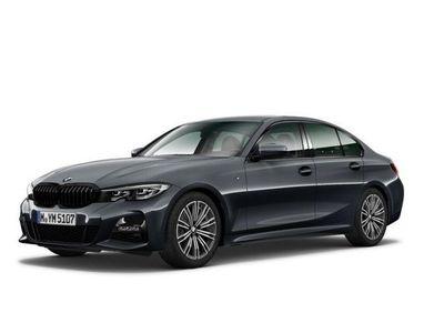 begagnad BMW 320 i xDrive Sedan/M Sport/Navi/Hi-Fi -20