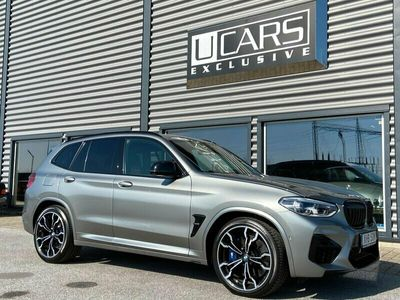begagnad BMW X3 M Competition / M-Drivers Package / TV