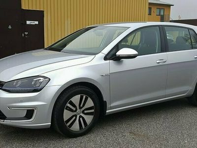 begagnad VW Golf Plus E-Golf 24.2kWh Comfort Plus Svensksåld 2016, Halvkombi 225 000 kr