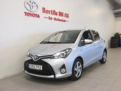 begagnad Toyota Yaris Hybrid 1.5 Edition Feel, Motorvä