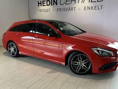 begagnad Mercedes CLA180 Shooting Brake Demobil, SE Edition, Premiumpaket, AMG SKY, Kombipaket