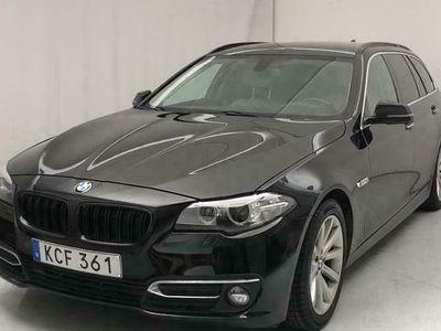 begagnad BMW 520 d xDrive Touring, F11 2014, Kombi Pris 133 000 kr