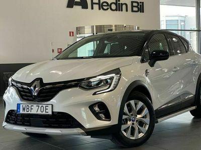 begagnad Renault Captur INTENS E - TECH PLUG - IN HYBRID (160hk)