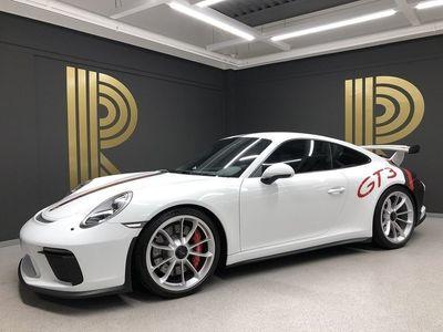 usado Porsche 911 GT3 4.0 (500hk) PDK / Sv-såld / 430mil