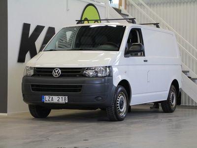begagnad VW Transporter 2,0 TDi   Skåp   Drag   SoV Däck!