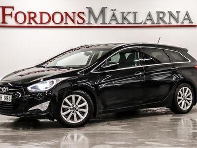 begagnad Hyundai i40 AUT PREMIUM NAVI 1.95% RÄNTA