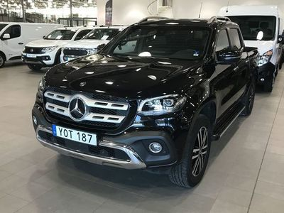 begagnad Mercedes X250 X 250 D PROGRESSIVE EDITION 4MATIC