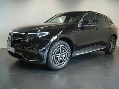 begagnad Mercedes EQC400 - Benz400 4matic Företagsleasing 24mån