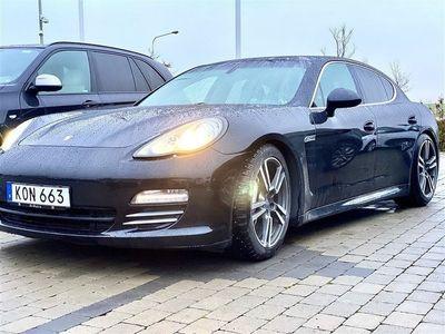 begagnad Porsche Panamera 4S PDK 400Hk Glastak