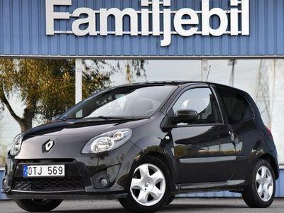 begagnad Renault Twingo 1.2 1-ägare AUX AC 2011, Halvkombi 38 700 kr
