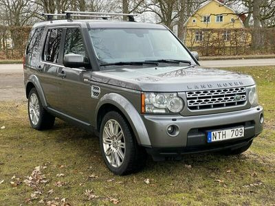 begagnad Land Rover Discovery 4