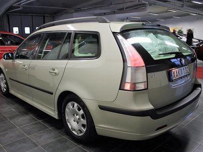 begagnad Saab 9-3 2.0t (175hk) LINEAR SPORTCOM Nyservad