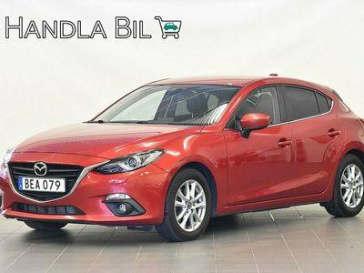 begagnad Mazda 3 2.2 DE Vision Navigation EU6