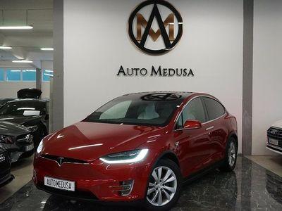 begagnad Tesla Model X 90D 90 kWh AWD Single Speed 423hk