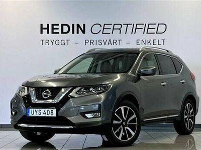 begagnad Nissan X-Trail 1.6 dCi Tekna Aut Bose Nav Läder 360 Euro 6 2018, SUV Pris 219 900 kr