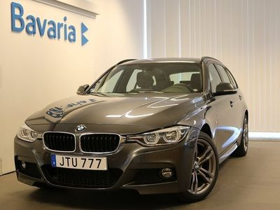 begagnad BMW 320 i xDrive Touring M Sport Nav Drag