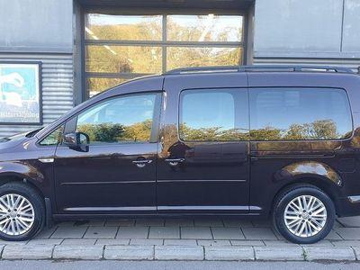 begagnad VW Caddy Maxi Life 2.0 TDI BlueMotion 7-sits